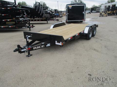 2019 Rice Trailers Equipment FMCMR8218 for sale in Sycamore, IL