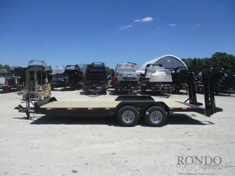 2020 Rice Trailers Equipment FMEMR8220