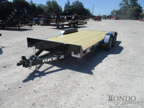 2020 Rice Trailers Car Hauler FMCR8218 for sale in Sycamore, IL