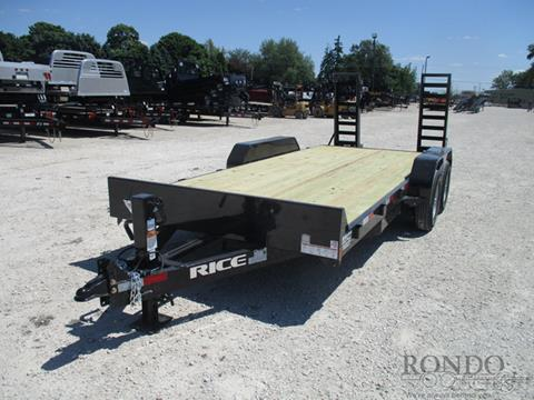2020 Rice Trailers Equipment FMEMR8218 for sale in Sycamore, IL