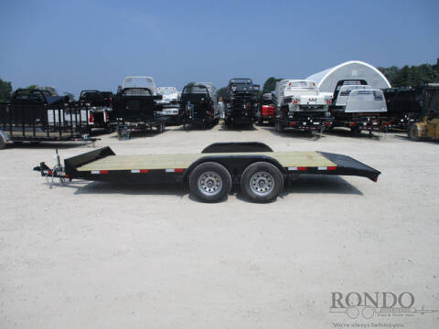 2020 Rice Trailers Equipment FMCMR8218