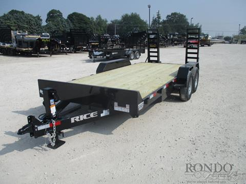 2020 Rice Trailers Equipment FMEHR8218 for sale in Sycamore, IL