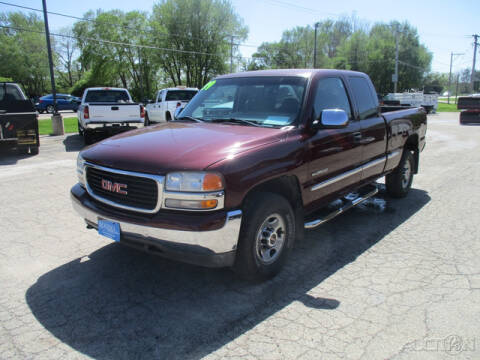 1999 GMC Sierra 2500 for sale in Sycamore, IL