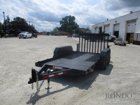2019 Eagle Equipment 6X14LTA52-9990 for sale at Rondo Truck & Trailer in Sycamore IL