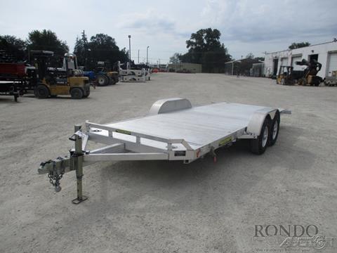 2018 Aluma Car Hauler 8218HTILT for sale in Sycamore, IL