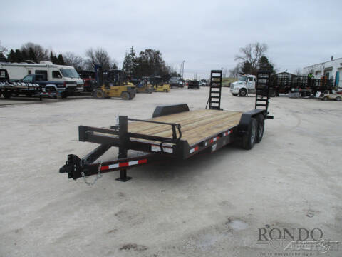2020 Eagle Equipment 7X20FTA70-14000 for sale at Rondo Truck & Trailer in Sycamore IL
