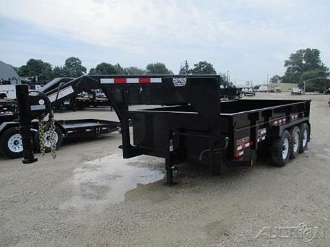 2016 Midsota  Gooseneck Dump HV-16