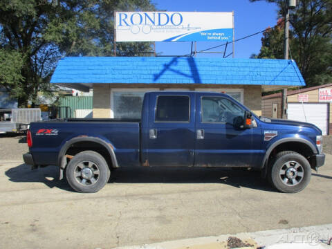 2008 Ford F-250 Super Duty for sale at Rondo Truck & Trailer in Sycamore IL
