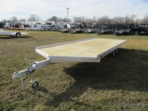2020 Aluma Snowmobile 8622D-TA for sale at Rondo Truck & Trailer in Sycamore IL