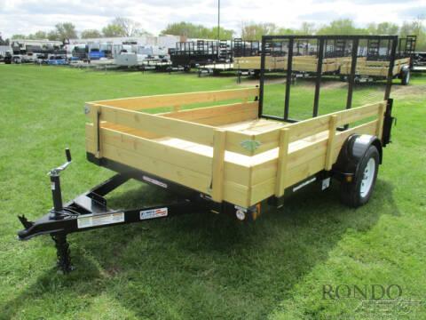 2020 Liberty Single Axle Utility LU3K78X10C for sale at Rondo Truck & Trailer in Sycamore IL