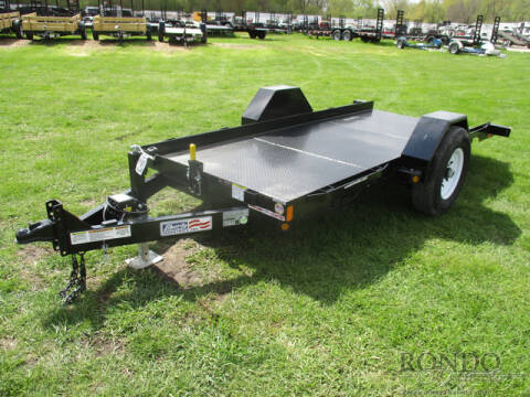 2020 Liberty Equipment Tilt LT7K60X12ASF for sale at Rondo Truck & Trailer in Sycamore IL