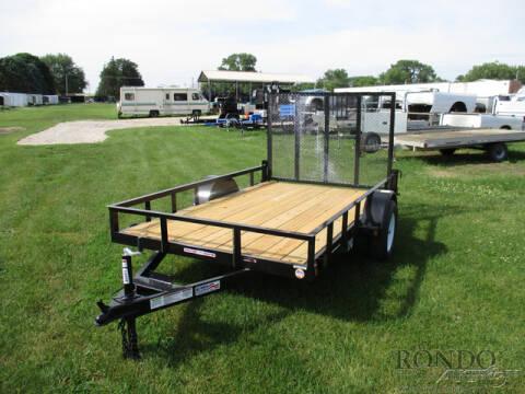 2020 Liberty Single Axle Utility LU3K72X10C for sale at Rondo Truck & Trailer in Sycamore IL