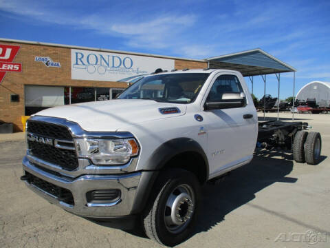 2019 RAM Ram Chassis 5500 for sale at Rondo Truck & Trailer in Sycamore IL