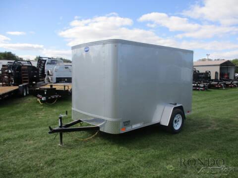 2021 United Enclosed Cargo XLE-610SA30-S for sale at Rondo Truck & Trailer in Sycamore IL