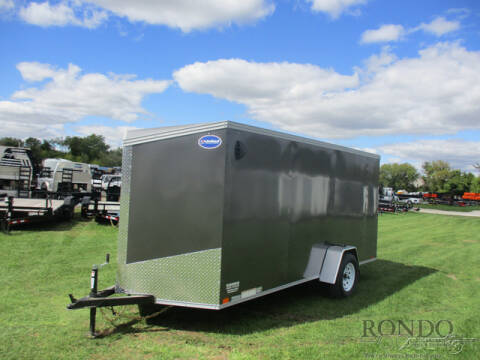 2021 United Enclosed Cargo XLV-614SA30-S for sale at Rondo Truck & Trailer in Sycamore IL
