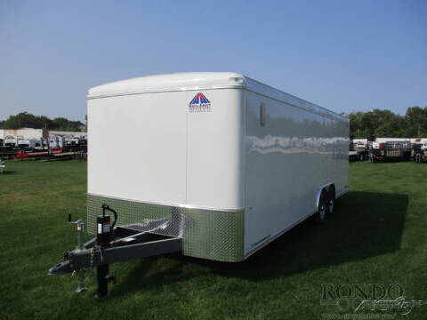 2020 Haul-About Enclosed Cargo LPD8524TA5 for sale at Rondo Truck & Trailer in Sycamore IL