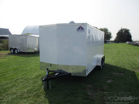 2020 Haul-About Enclosed Cargo BCT716TA2 for sale at Rondo Truck & Trailer in Sycamore IL