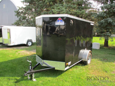 2020 Haul-About Enclosed Cargo BCT510SA for sale at Rondo Truck & Trailer in Sycamore IL