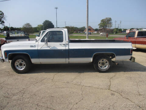 1979 GMC C25 for sale at Rondo Truck & Trailer in Sycamore IL
