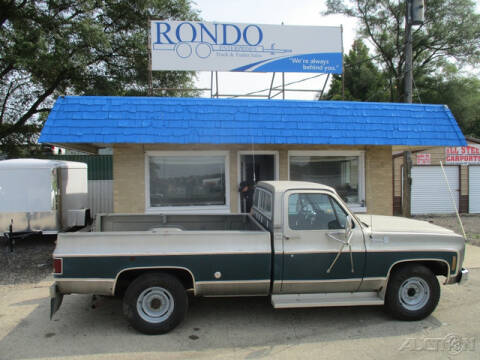 1977 Chevrolet n/a for sale at Rondo Truck & Trailer in Sycamore IL