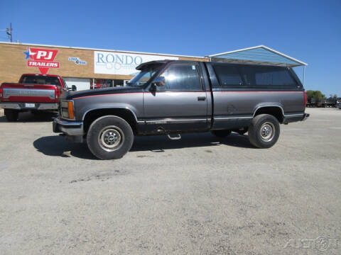 1992 GMC Sierra 2500 for sale at Rondo Truck & Trailer in Sycamore IL