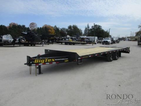 2021 Big Tex Equipment Deckover 14PH-20BK+5 for sale at Rondo Truck & Trailer in Sycamore IL