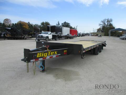 2021 Big Tex Equipment Deckover 22PH-20BK+5 for sale at Rondo Truck & Trailer in Sycamore IL