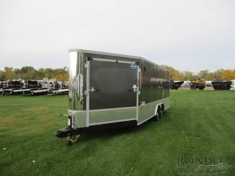 2021 United Enclosed Car Hauler XC-8.526TA for sale at Rondo Truck & Trailer in Sycamore IL