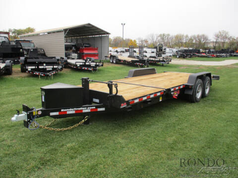 2021 B-B Equipment Tilt TBCT2220ET-10K for sale at Rondo Truck & Trailer in Sycamore IL