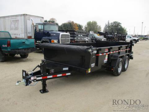 2021 B-B Dump LPD83X14E702 for sale at Rondo Truck & Trailer in Sycamore IL