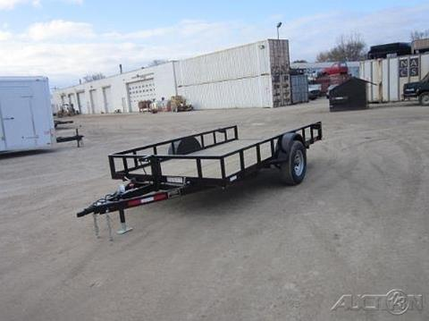 2015 Eagle  Equipment Tilt 6X12TSA52-2990