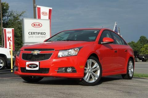 2014 Chevrolet Cruze for sale in Granbury, TX