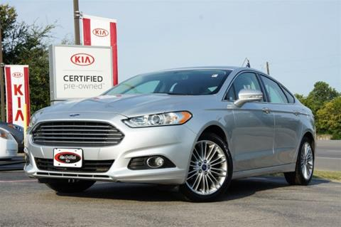 2014 Ford Fusion for sale in Granbury, TX