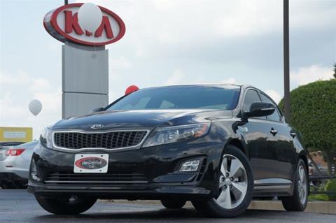 2016 Kia Optima Hybrid for sale in Granbury, TX
