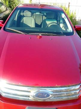 2007 Ford Fusion for sale in Buffalo, NY