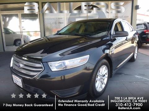 2013 Ford Taurus for sale in Inglewood, CA