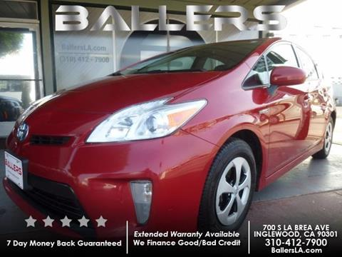 2014 Toyota Prius for sale in Inglewood, CA