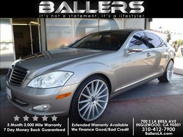 2007 Mercedes-Benz S-Class for sale in Inglewood, CA