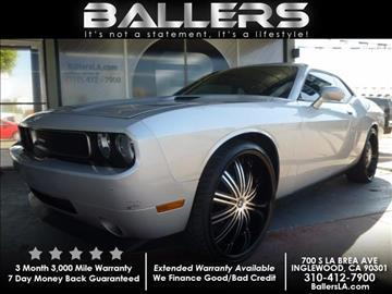 2010 Dodge Challenger for sale in Inglewood, CA