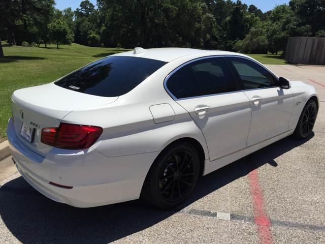 2012 BMW 5 Series 528i 4dr Sedan - Longview TX