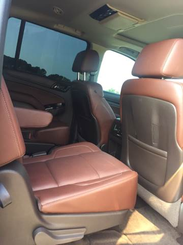 2015 Chevrolet Suburban 4x4 LTZ 1500 4dr SUV - Longview TX