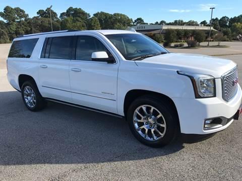 2015 GMC Yukon XL for sale in Longview, TX