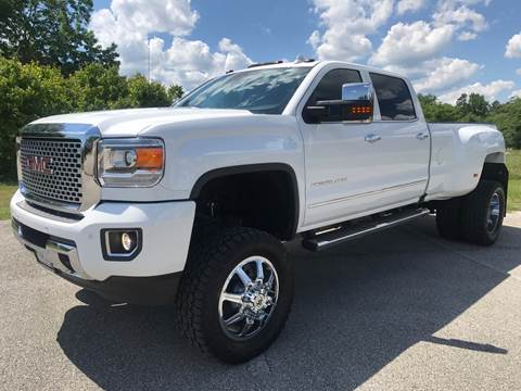 2016 GMC Sierra 3500HD for sale in Longview, TX