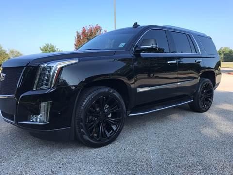 2017 Cadillac Escalade for sale in Longview, TX