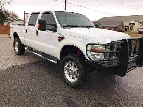 2010 Ford F-250 Super Duty for sale in Longview, TX