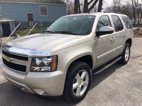 2007 Chevrolet Tahoe for sale in Gary, IN