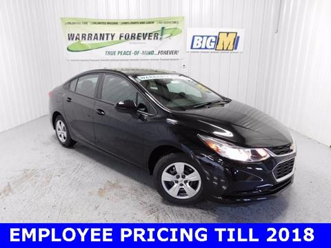 2017 Chevrolet Cruze for sale in Radcliff, KY