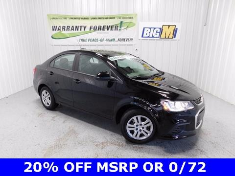 2017 Chevrolet Sonic for sale in Radcliff, KY
