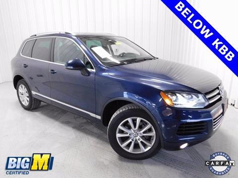 2014 Volkswagen Touareg for sale in Radcliff, KY