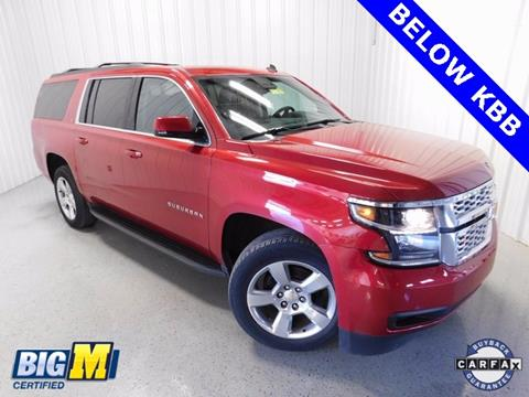 2015 Chevrolet Suburban for sale in Radcliff, KY